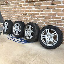 JWL Mag wheels in good condition Goodna Ipswich City Preview