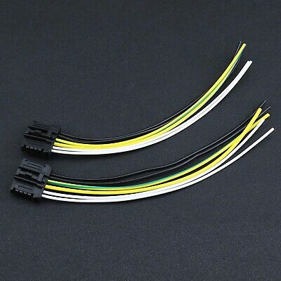 2X Wiring For Rear Lights Rear Light For Peugeot 206 207 307 308 Tail Light Loom