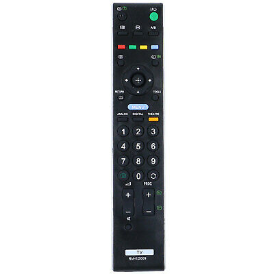 Remote Control RM-ED009 for Sony Bravia TV KDL-20B4030 KDL-37S4000 KDL32D300
