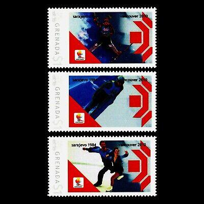 Grenada 2010 - 2010 Winter Olympics Vancouver I - MNH