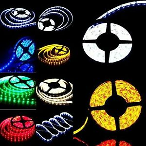 5m-10m-3528-5050-5630-SMD-300-600-150-led-flexible-white-rgb-strip-light-DC-12V