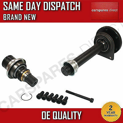 INTERMEDIATE DRIVESHAFT FOR A FORD GALAXY 1.9 TDI OFFSIDE 00>06 2YR WARRANTY NEW