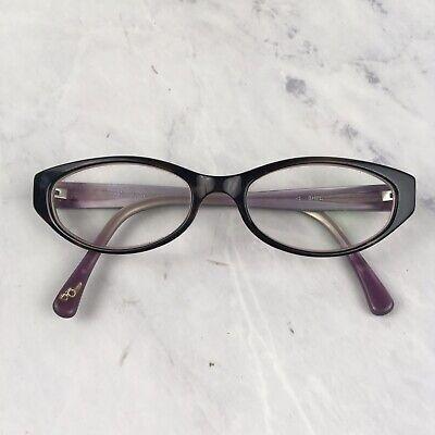 Paul Smith Glasses One Size Womens Brown Purple Frames Prescription