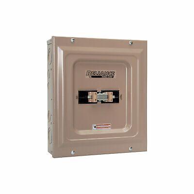 Reliance Generator Transfer Switch-60 Amp 240v Tca0606d