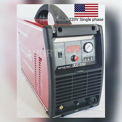 Avortec Xc 100amp 220v1phase Plasma Cuttercnc Table Readyipt 100 Torch