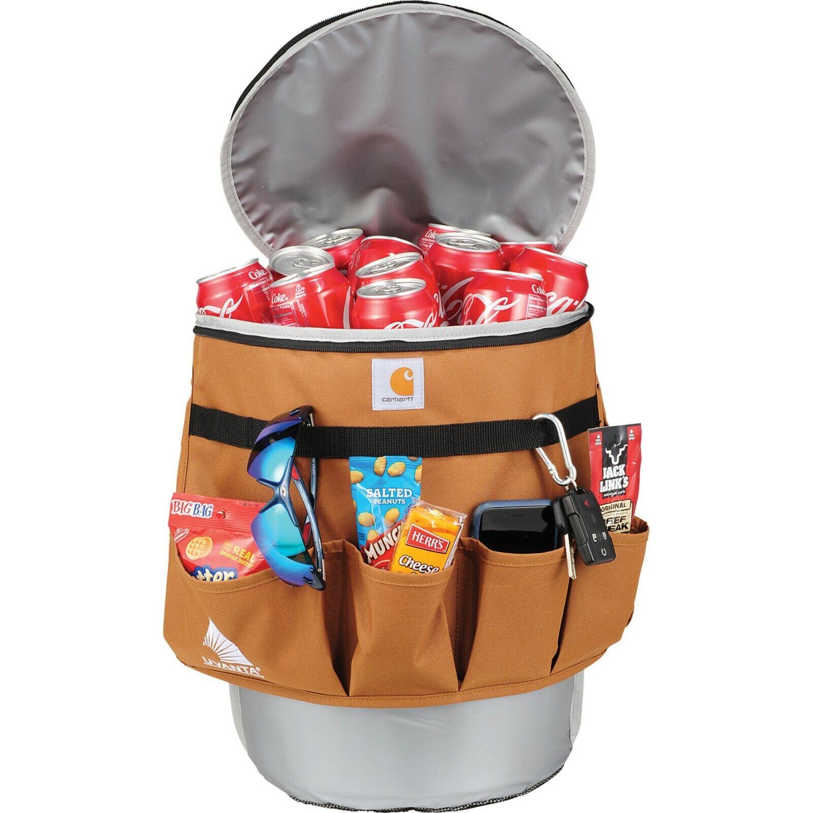 Carhartt® 5 Gallon Bucket sturdy 24 can Cooler