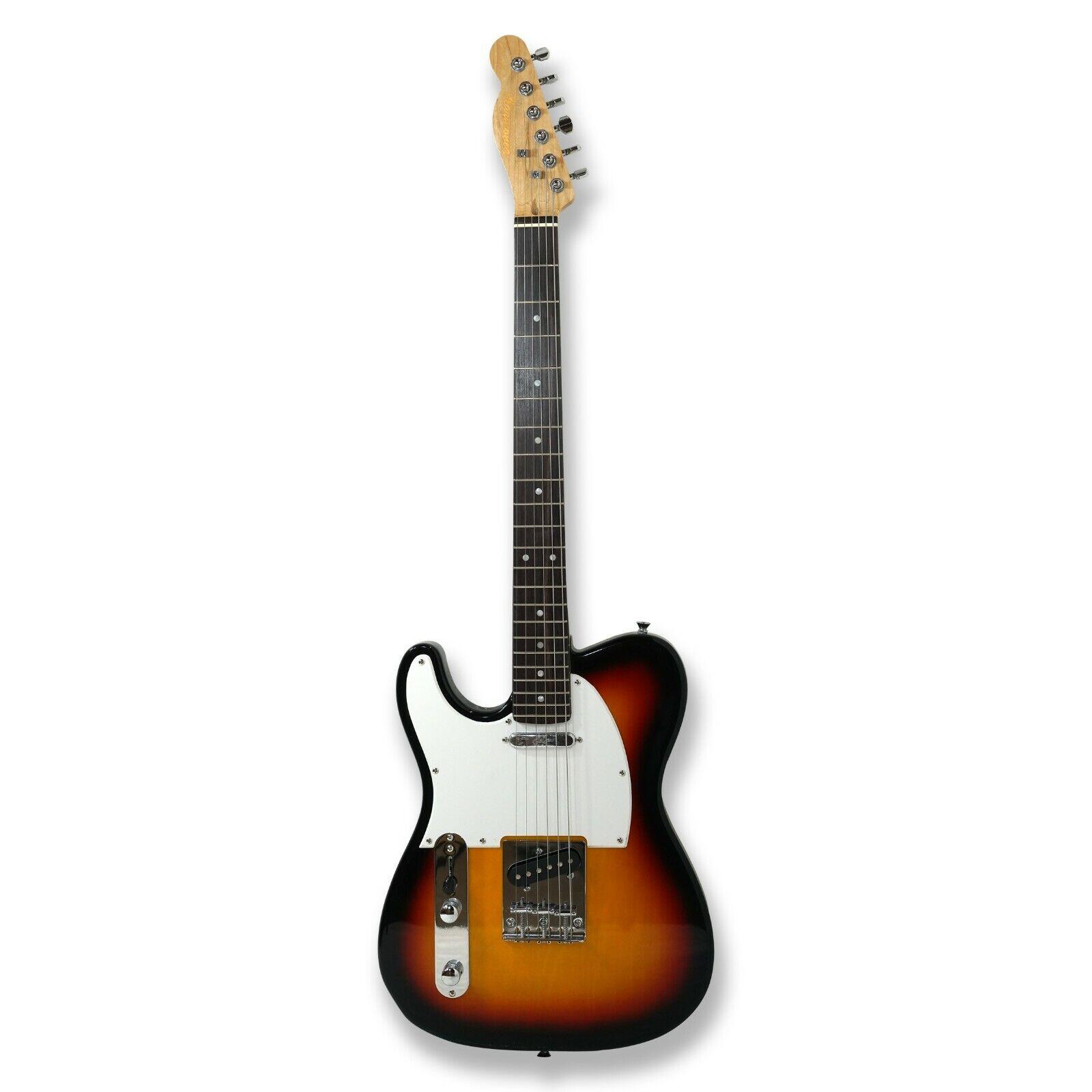 left handed tl electric guitar bolt on