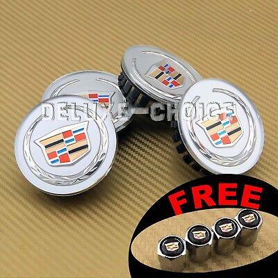 Alloy Wheel Silver Face (Set of 4 Silver Car Alloy Rim Emblem Wheel Center Hub Cap logo 67MM 2 5/8 face )
