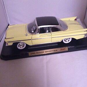 Die Cast Car 1961 Desoto