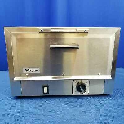 Wayne Model S500 Dry Heat Sterilizer Dryclave
