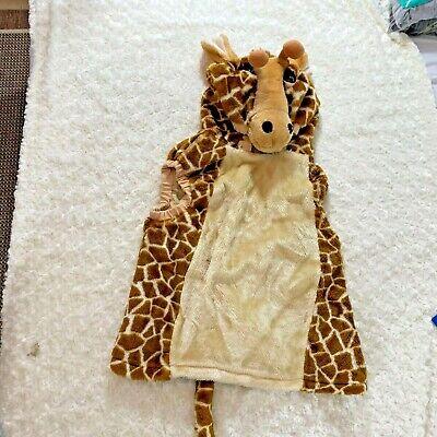 Dress Up Celebration Halloween Giraffe Costume Child Kids One Size    ()
