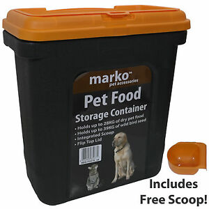 Kg Dog Food Box
