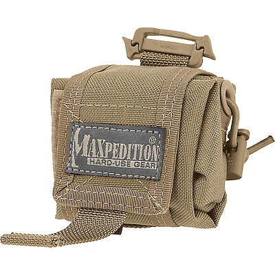 Maxpedition Mini Rollypoly Folding Dump Pouch Khaki 0207K