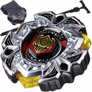 Beyblade Variares D:D Metal Fury 4D STARTER PACK w/ Launcher & Ripcord BB-114