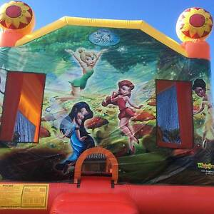 Jumping Castle Hire Disney Fairies Special Beenleigh Logan Area Preview
