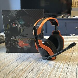 Astro a40 headset and MixAmp Pro
