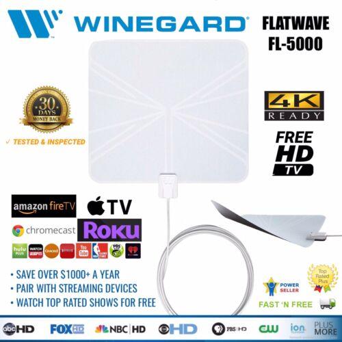 Winegard FlatWave FL-5000 Digital Indoor HDTV Antenna  - 35