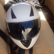 Motorcycle helmet Hindmarsh Charles Sturt Area Preview