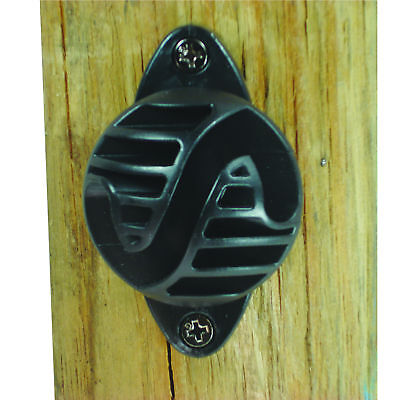 Field Guardian Wood Post Nail On Insulator 653002 814421010766