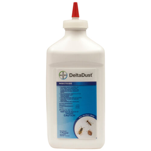 Bayer Delta Dust Insecticide 1 Lb Kills Bed Bugs Roaches Fleas Ants