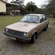 1982  TF  Holden Gemini Sedan 3 SPEED AUTOMATIC Bellmere Caboolture Area Preview