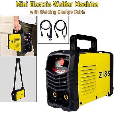 Igbt Mini Electric Welding Machine 110v 225a Dc Inverter Arc Mma Stick Welder Us