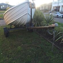 Boat and trailer registered Green Valley Liverpool Area Preview