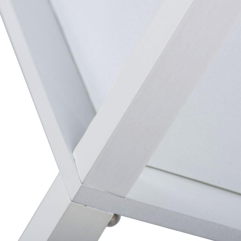 Contemporary Floor Lamp w. Shade