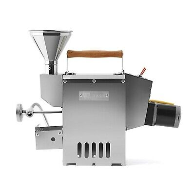 Kaldi New Semi Direct Fire Motor Operated Coffee Roaster Full Set 0.44 Lbs Cafe
