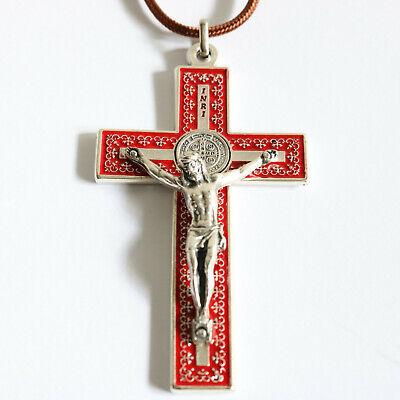 925 Sterling Silver Antiqued Irish 4-Way Religious INRI Crucifix Religious Cross Charm Pendant