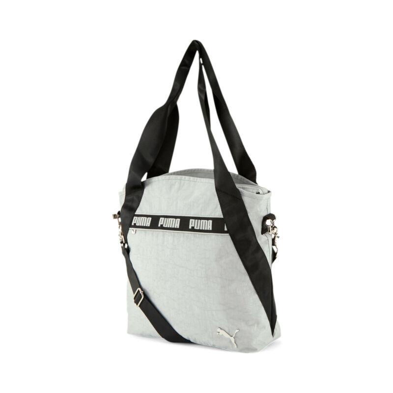 PUMA Sonora Tote Bag Gray Size OSFA