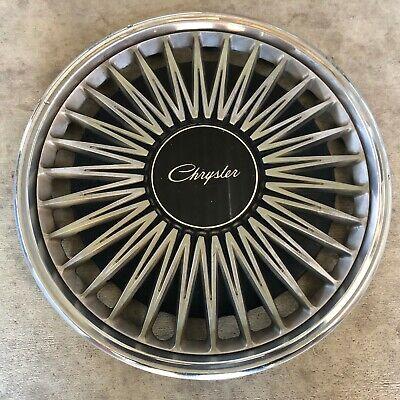 1992 Chrysler Lebaron - 1990-1992 Chrysler LeBaron New Yorker Wheel Hubcap 14