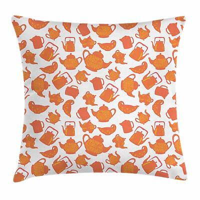tea throw pillow cases cushion covers home