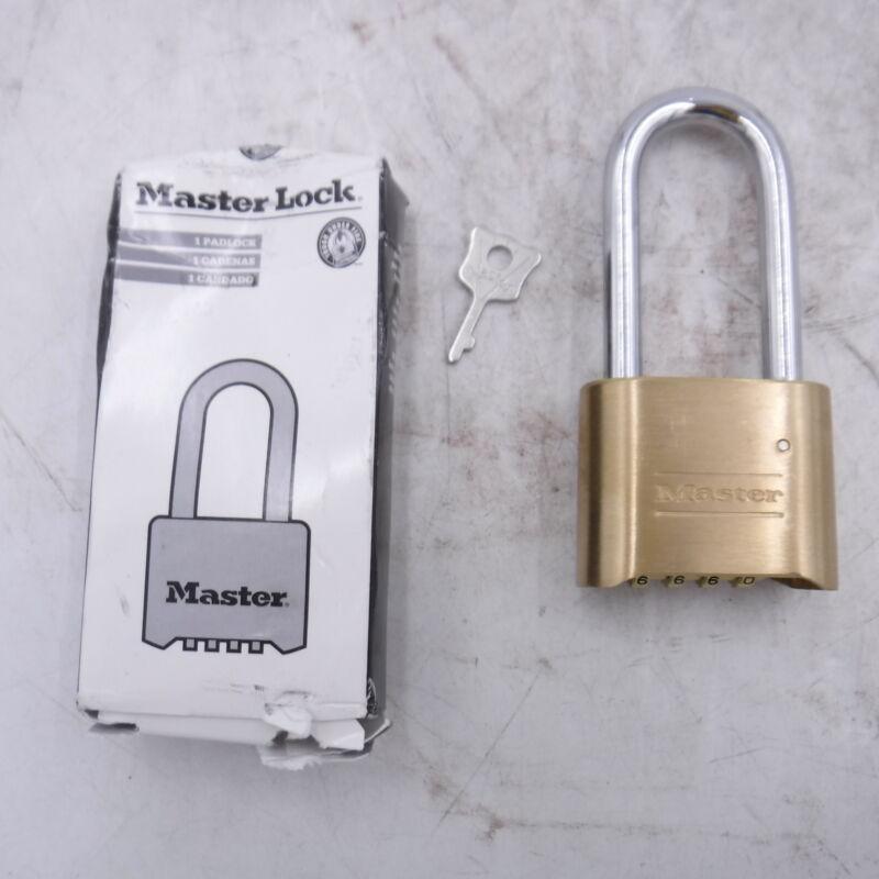 "Master Lock Combination Padlock 175LF 2x2-1/4"""