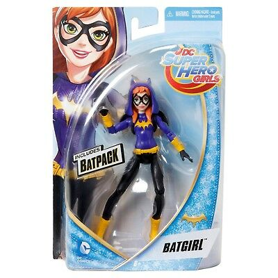 DC Super Hero Girls: Batgirl with Backpack 6