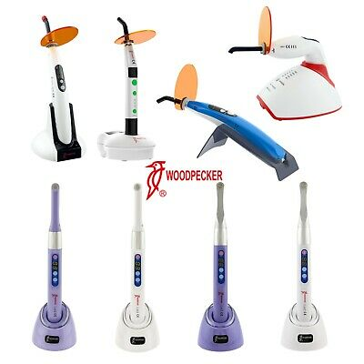 Woodpecker Dental Led Curing Light Wireless Led B Led C Led D Led F I Led