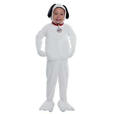 NEW Halloween Infant Toddler Adorable Peanuts Snoopy Costume 2T-3T - Snoopy Halloween Costume Baby