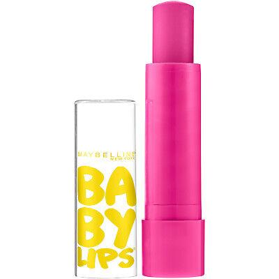 Maybelline Baby Lips Moisturizing Lip Balm 25 Pink Punch 0.1