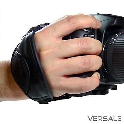 Handschlaufe für Sony Alpha NEX Kamera Spiegelreflexkamera Leder Trageschlaufe