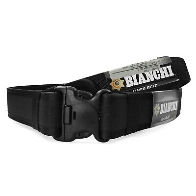 Bianchi Accumold Nylon Law Enforcement 7200 Duty Belt Liner Belt Mens L 40-46
