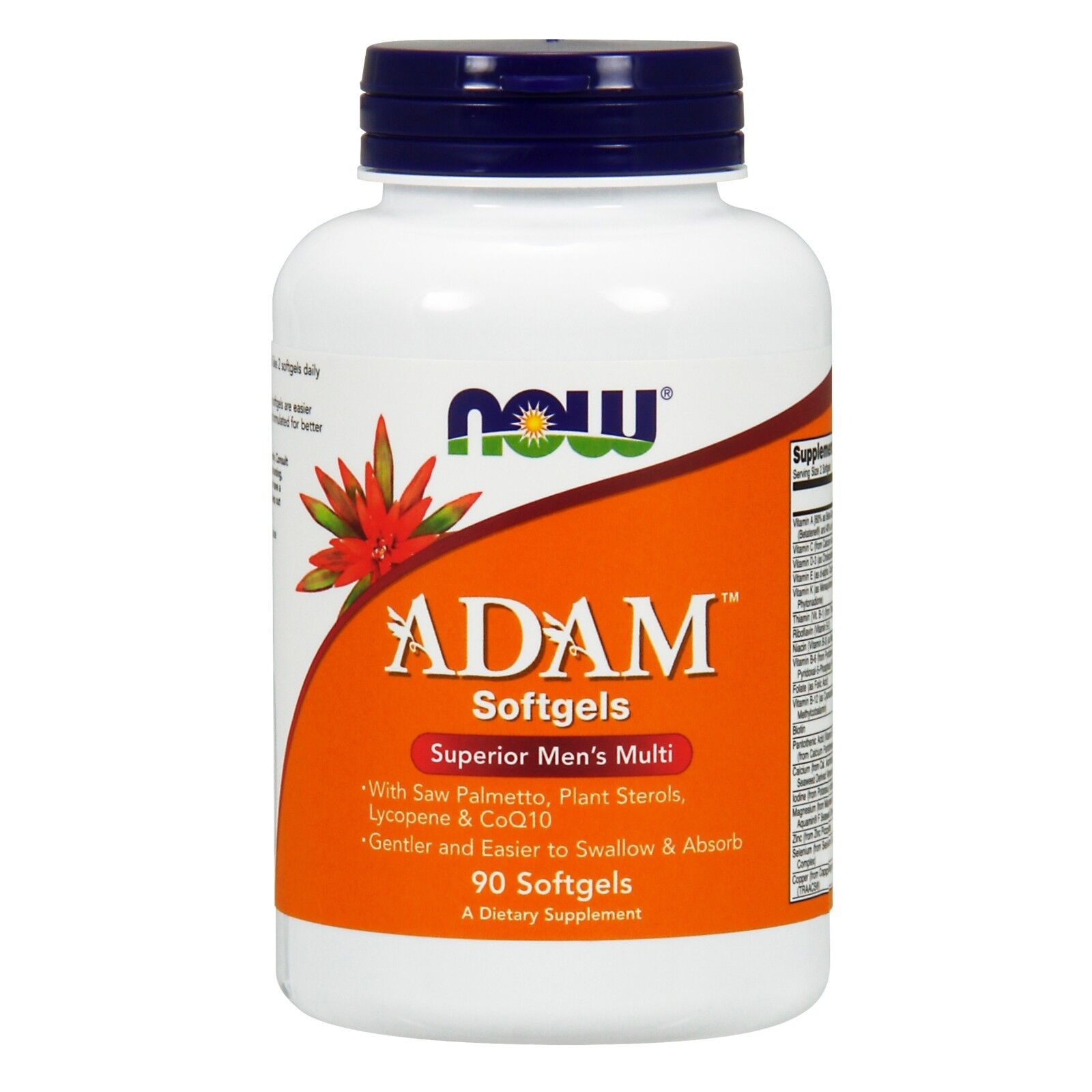 adamtm multiple vitamin 90 softgels