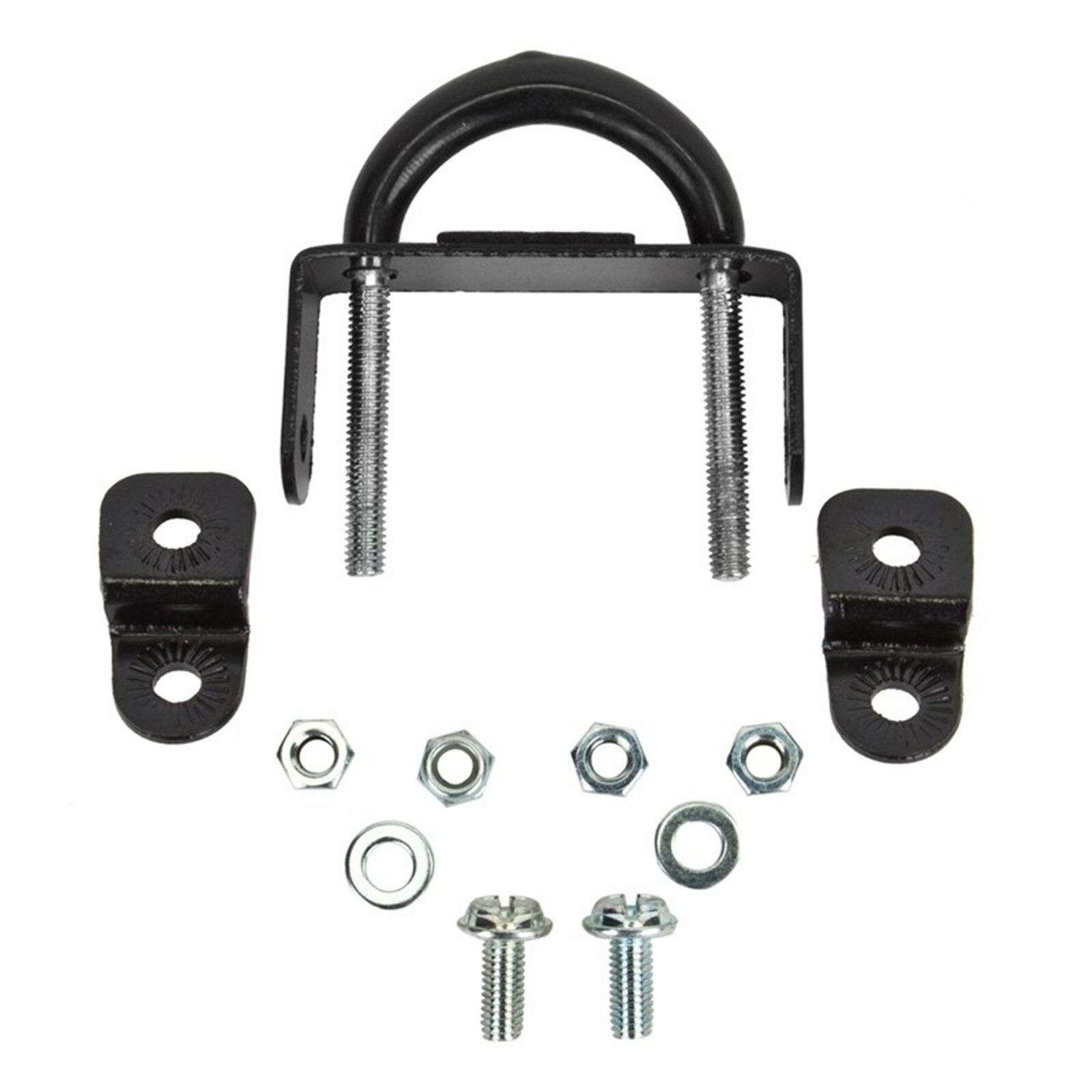 "Sunlite Rear Bicycle Rack Monostay Adapter Mount 1-1//8/"" Tubing Bike Cycling"