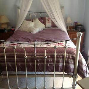 Antique double bed Batemans Bay Eurobodalla Area Preview