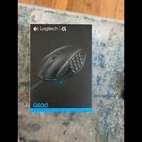 Logitech G600 wired gaming Mouse