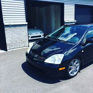 HONDA CIVIC SIR EP3 TYPE R K24 VTEC