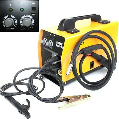 220v Dual No Gas Mig Mma Flux 160a Wire Feed Mma Arc Welder Welding Machine