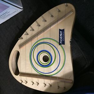 Lap harp brand new with instruction books and cord for an amp