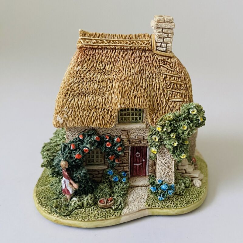 Lilliput Lane Rose Bouquet Miniature Cottage L2092 EEGG Ltd 1997