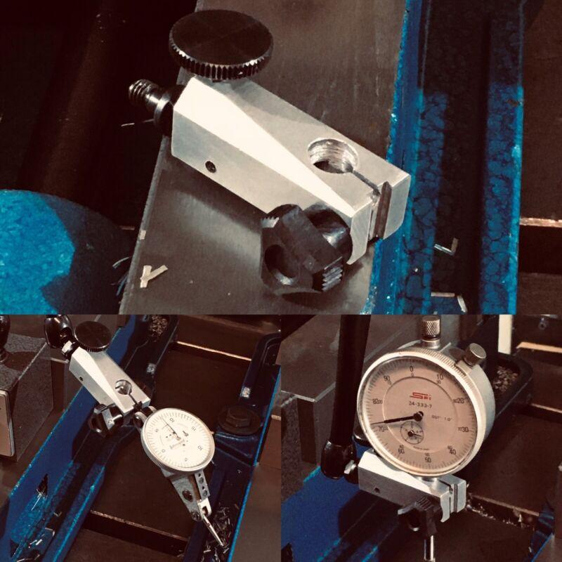 Dial Indicator Fine Adjust Clamp Replacement NOGA FA1300 FA1500 Interapid CNC