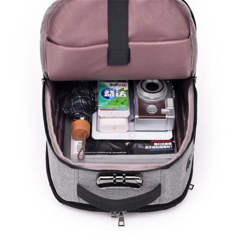 Anti USB Charging Bag Notebook